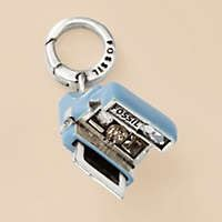 Fossil Alphabet Keychain 17 best images about fossil charms on typewriters pencil sharpener and jewelry