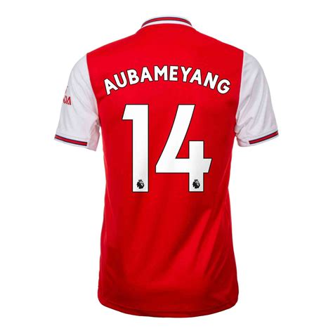 adidas pierre emerick aubameyang arsenal home