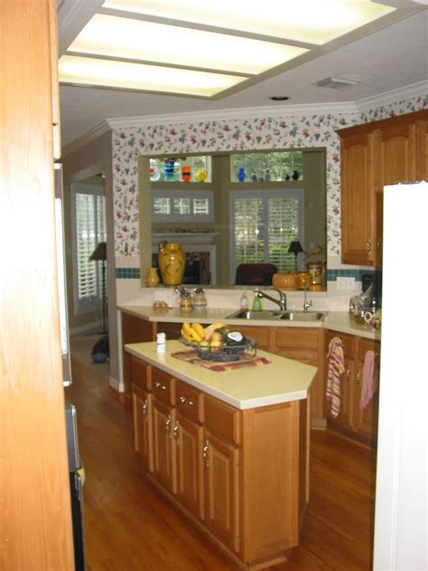 shaped kitchen islands an oddly shaped kitchen island why it s one of my pet peeves designed