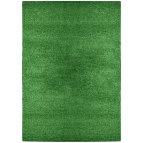 Lanart Rug 6 Ft X 8 Ft Assorted Bound Outdoor Grass Area Outdoor Grass Rugs