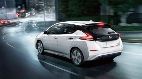 New Nissan 2018 Leaf by Reserve The 2018 Nissan Leaf Nissan Canada