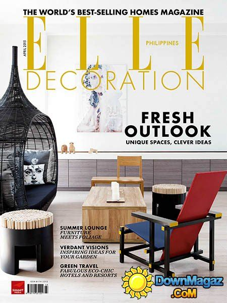 home design magazine philippines elle decoration philippines april 2015 187 download pdf