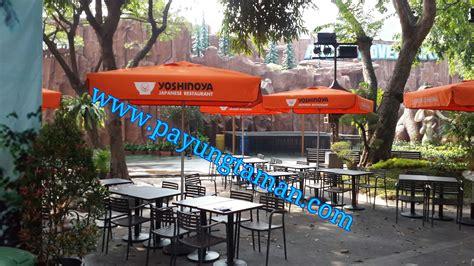 Tenda Payung Cafe jual tenda payung cafe harga murah jakarta oleh sejahtera tenda payung taman