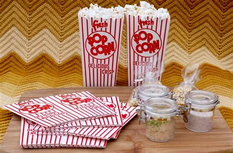 popcorn gifts for flavored popcorn kit gift idea a beautiful mess
