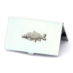 Common Gift Cards - common carp business card holder fresh fish gift wallets