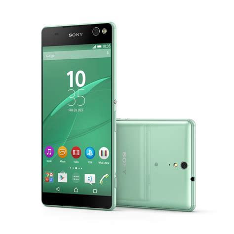 Autism Day Sony Xperia C5 by Sony Unveils Xperia C5 Ultra And Mid Ranger Xperia