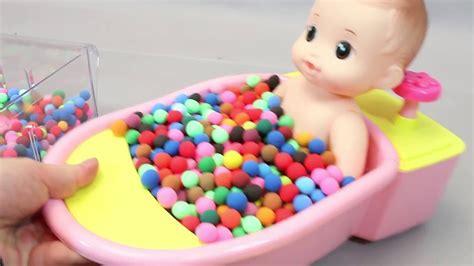 Mainan Boneka Bayi Mandi mainan anak boneka bayi mandi baby doll