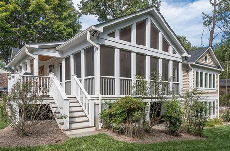 mclean home addition after side porch remodeling company