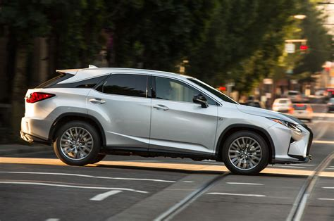 older lexus suvs 8 brands that have a crossover suv as their best seller