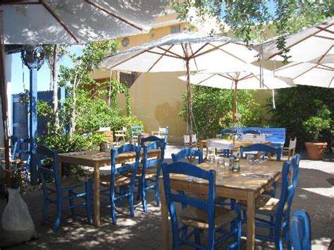 Mosquito Patio by Outdoor Dining Area Picture Of Mandolin Aegean Bistro