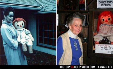 annabelle doll location review anabelle creation proves the conjuring universe
