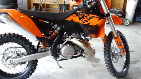 2009 Ktm 250xc My New 2009 Ktm 250 Xc W Dirtbike