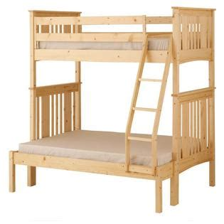 Bunk Bed Ladder Guard Canwood Base C Bunk Bed With Ladder Guard Rail