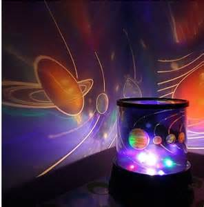 Childrens Light Projector Ceiling Baby Glow In The Univers Light L Projector Solar System