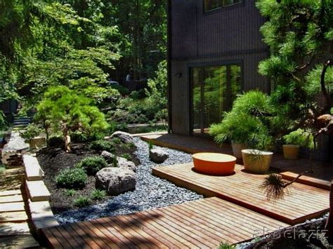 small japanese garden design pictures