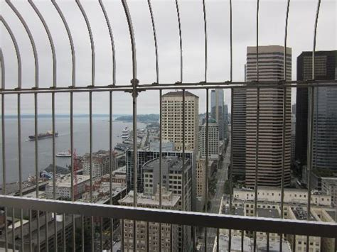 smith tower room observation deck picture of smith tower room observation deck seattle tripadvisor