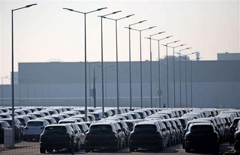 Porsche Werk Deutschland by Eu Umweltagentur Legt Co2 Bericht 2015 Vor Auto News