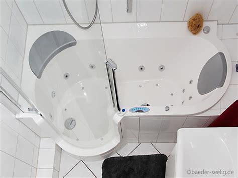 Badewanne Mit Seiteneinstieg by Die Whirlpool Badewannen Mit T 252 R F 252 R Jung Und Alt