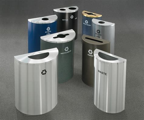 kitchen trash can recycle bin combo ideas trash can recycle bin combo lowes garbage cans