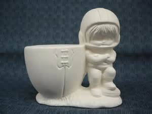 ceramics to paint at home football player ready to paint ceramic bisque kgkrafts
