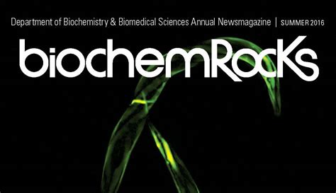 Mcmaster Mba Courses by Biochemrocks Summer 2016 Mcmaster Bdc Program