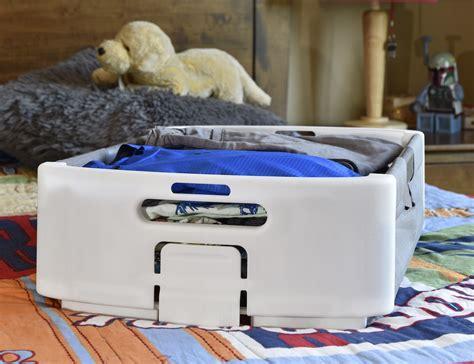laundry gadgets cloze basket reconfigurable laundry basket 187 gadget flow