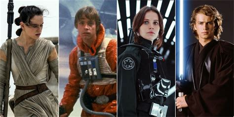 film bagus star wars all 9 star wars films ranked which is the best of the best