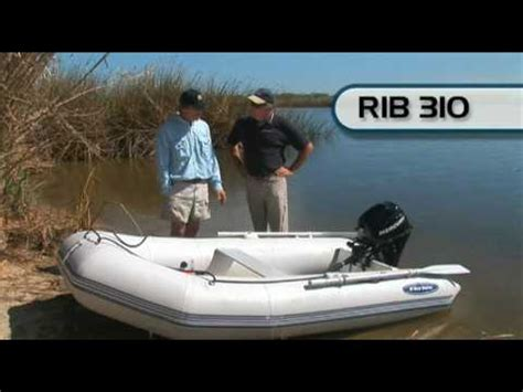 xpro inflatable boats west marine compact rib 310 inflatable boat youtube