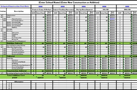 estimation excel commonpence co microsoft excel estimate template