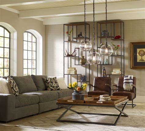industrial living room furniture loft livingroom design industrial living room los