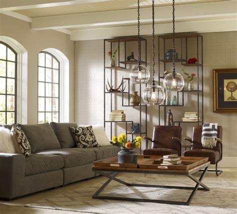Loft Livingroom Design   Industrial   Living Room   Los Angeles   by Zin Home