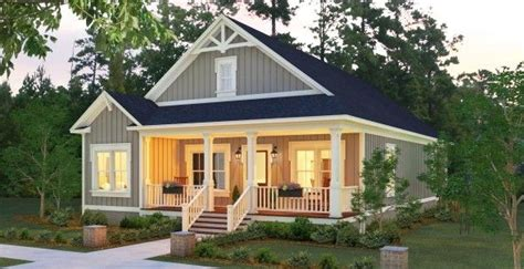 House Plans With Front Porch One Story by Open One Story House Plan At Home