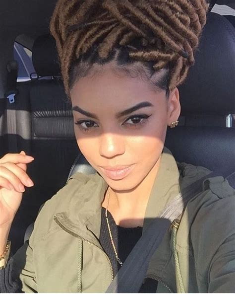 how long do faux locs last colors curls and relaxed hair on pinterest