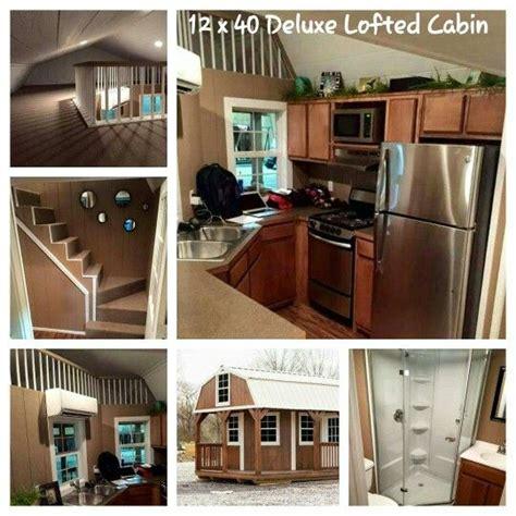 deluxe lofted barn cabin littletiny houses