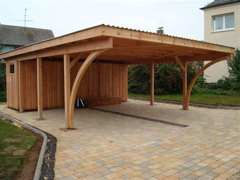carport aus rundholz vsestranska uporaba lesenih nadstreškov za avto ali teraso