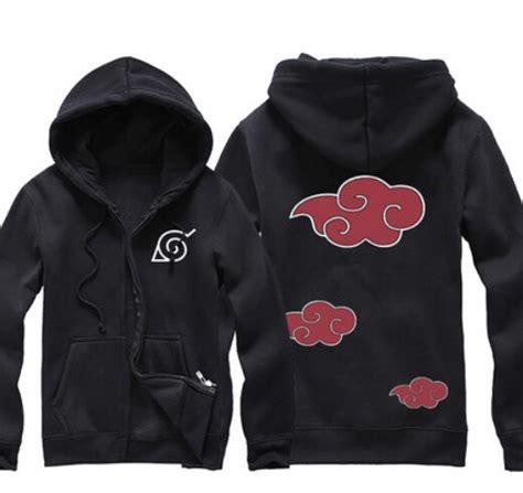 Rompi Anime Fleece Rompi Anime Akatsuki popular zip hoodies buy cheap zip hoodies lots from china zip hoodies suppliers on