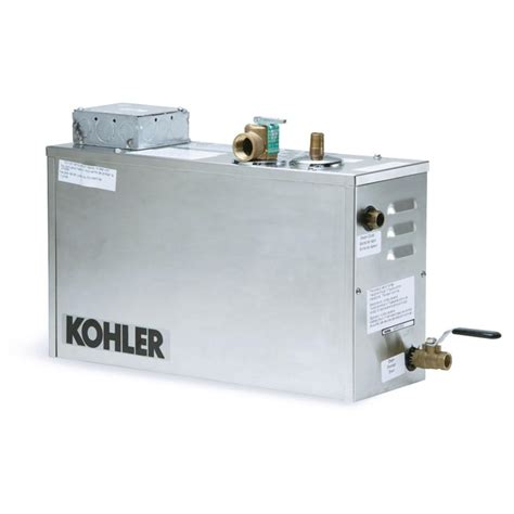 kohler 9kw steam bath generator k 1658 na the home depot