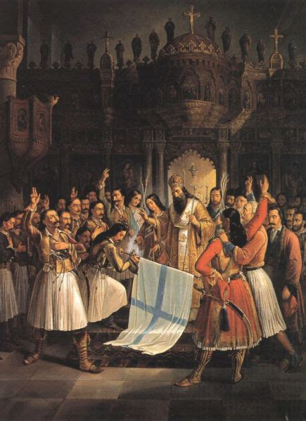 ottoman empire greece greeks win independence from ottoman empire