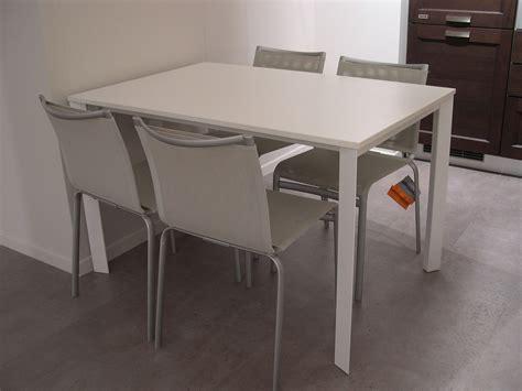 tavoli in laminato tavolo bontempi casa dublino rettangolari allungabili