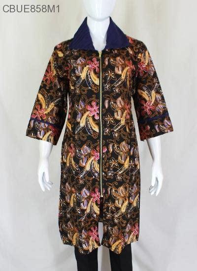 Tunik Bunga tunik purwasih motif bunga blus lengan tanggung murah