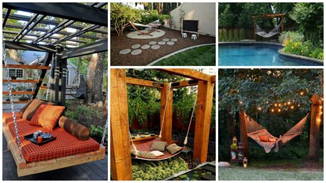 backyard relaxation ideas 12 hammock ideas for your backyard relaxation area top