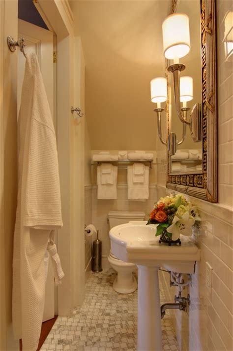 closet  bathroom conversion traditional bathroom