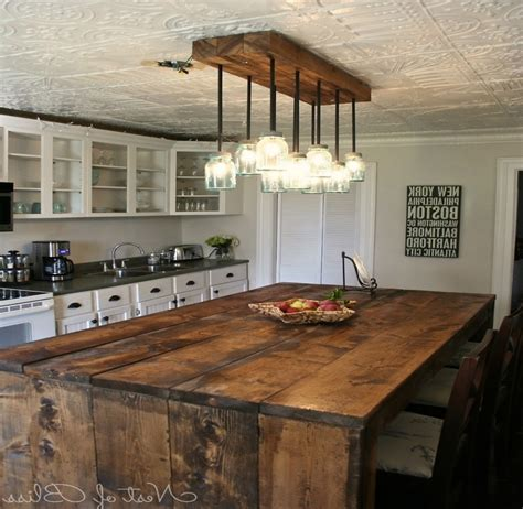hand built rustic kitchen island house food baby rustic kitchen islands