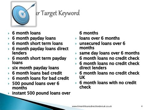 6 month loans uk payday loans no credit 6 month loans direct lenders uk