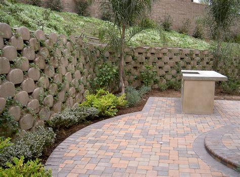 Garden Walls Soil Retention Garden On Wall