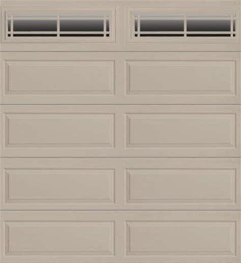 9x8 Insulated Garage Door by Ideal Door 174 Prairie 9 Ft X 8 Ft 4 Sandtone Insul