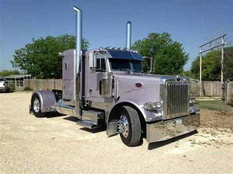 Single Axle Peterbilt With Sleeper For Sale by Peterbilt 379 Single Axle For Sale Autos Post