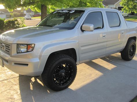 honda truck lifted truckin on pinterest honda ridgeline wheels and nerf