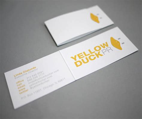 Folded Business Card Template downloadable and free business card layout guidelines at