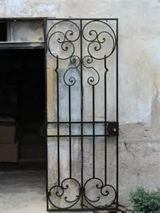 grille porte renaissance ferronnerie d rocle